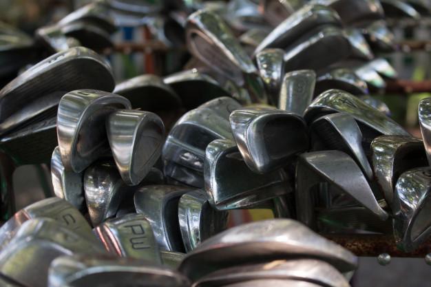 golfudstyr og køller